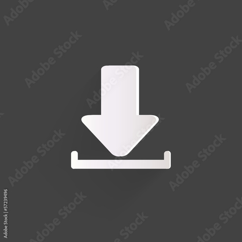Download web icon