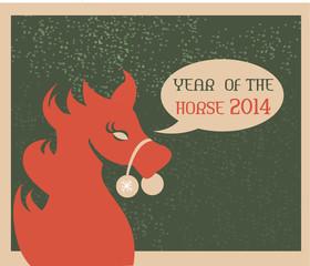 2014 yeras of the horse