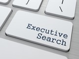 Keyboard with Executive Search Button.