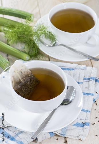 Homemade Fennel Tea