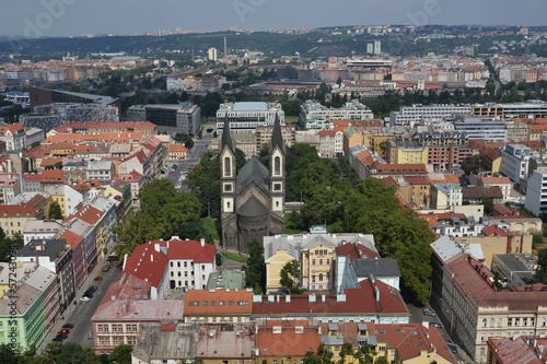 Church of Saints Cyril and Methodius in Prague