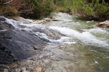 Creek in Switzerland