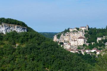Pilgrimage village rocamadour