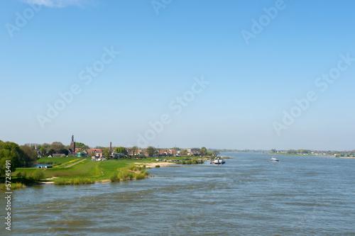 Zaltbommel in Holland
