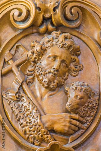 Leuven - Saint John the Baptist in Sint jan de Doperkerk
