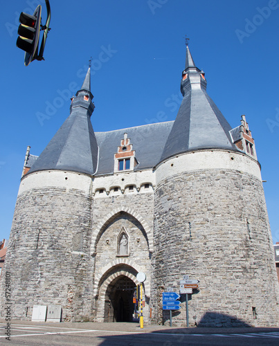 Mechelen - Brusselport gate