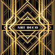 art deco grille - 57249854