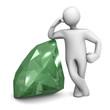 Manikin Emerald