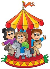 Image with carousel theme 1