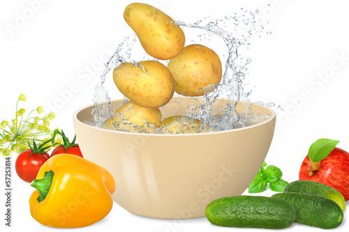 Gemüse 250