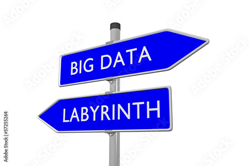 Big Data vs Labyrinth