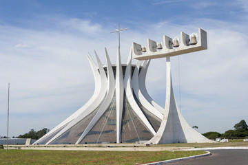 The Cathedral of Brasília