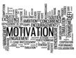Nuage de Tags MOTIVATION (performance travail équipe management)