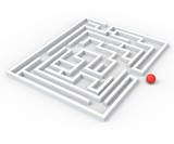 Challenging Maze Shows Complexity And Challenges