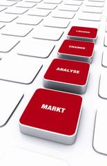 Pad Konzept Rot - Markt Analyse Chance Lösung 6