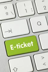 E-ticket keyboard