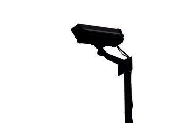 CCTV security camera in the Shadow.