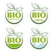 Bio Natur Ökologie Label