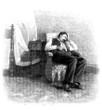 Man : Sleeping - Sieste