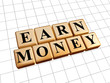 earn money in golden cubes