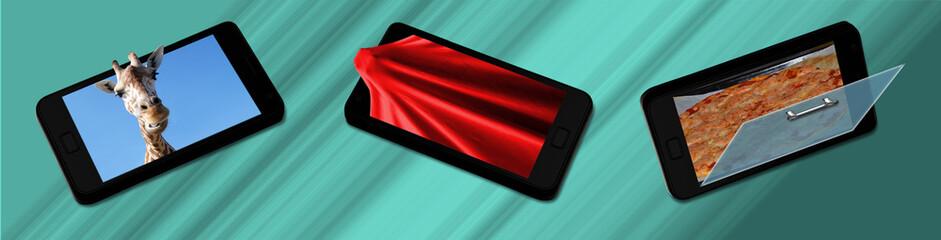Smartphone interattivo