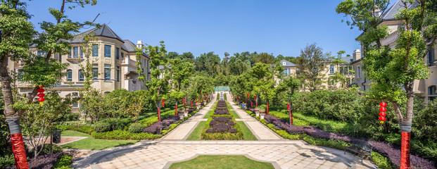 garden in residence