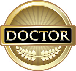 Doctor Gold Award