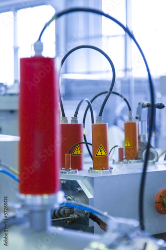 Details of  ION accelerator industrial blue toned - 57268414