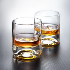 2 Whiskygläser