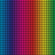 Vector - Rainbow Background Seamless Colorful Squares