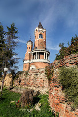 Tower of Sibinjanin Janko Gardos Tower  Zemun, Belgrade, Serbia