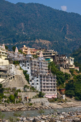 Rishikesh , India.