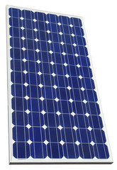 Photovoltaic Solar Cell Cutout