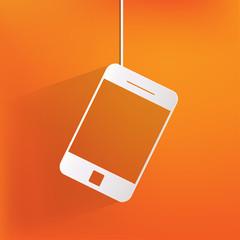 Smartphone web icon