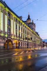 Barokowa siedziba Uniwersytetu Wrocławskiego