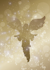 starry angel big