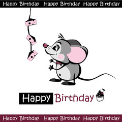 Happy Birthday mousy