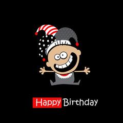 Happy Birthday Smile baby