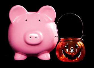 Saving for halloween
