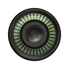 Abstract knob