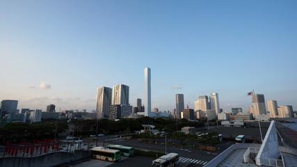 晴海 (2020年東京オリンピック選手村前)