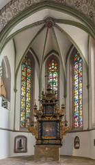 St Nicholas church in Lemgo, Germany