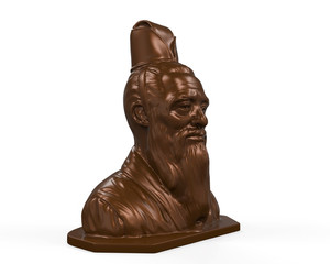 Bronze Statue of Confucius
