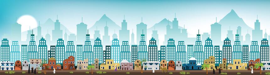 Cityscape Arabia