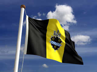 Pittsburgh City Flag