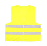 Yellow rescue vest