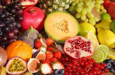 Gesunde Früchtemischung