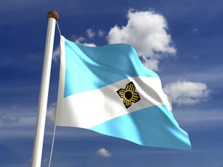 Madison City Flag