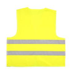Yellow recue vest
