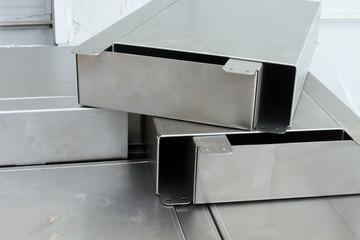 bended metal sheet